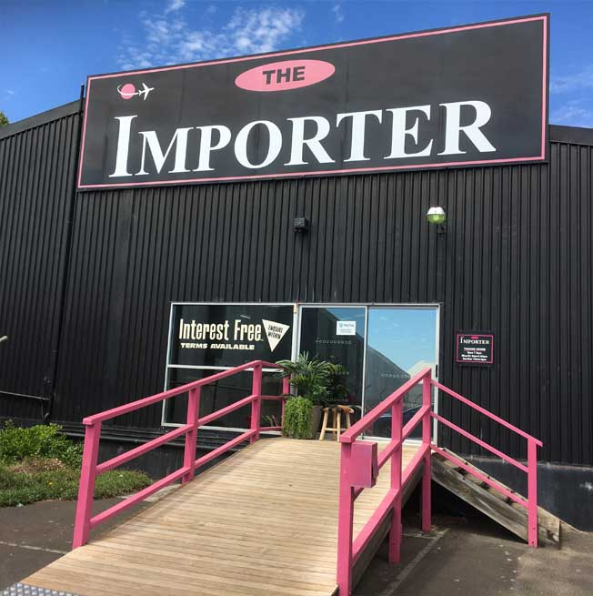 The Importer - Cooee