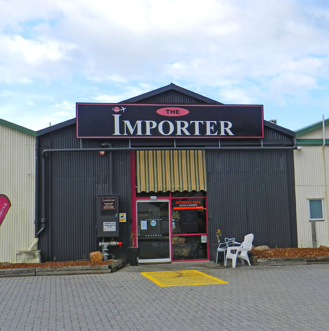 The Importer - Launceston